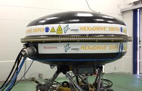 3D Driving Simulation Testing Machine (HEXaDRIVE)