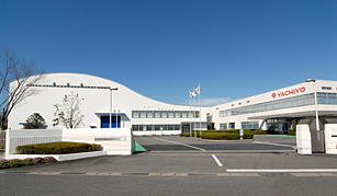 Tochigi R&D Center has a development department and the part of the test R&D equipment