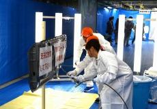 【化成課】実際に生産現場で使用するシーラーガンを体験